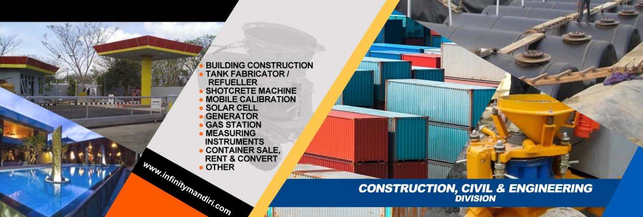 CONSTRUCTION, CIVIL & ENGINEERING  DIVISION