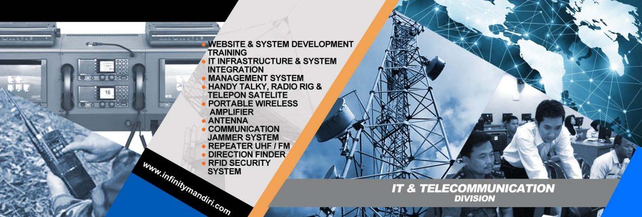 IT & TELECOMMUNICATION DIVISION